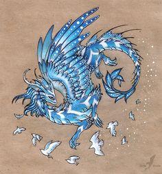 Dragon of free sky by AlviaAlcedo on DeviantArt