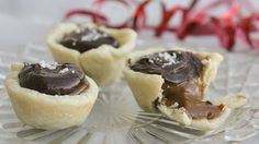 The gooey center of these mini-treats is so-decadent you won't want to share.