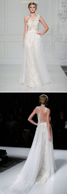Wedding Gowns That Are Even More Gorgeous From the Back
