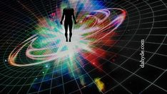 When you decide to take on human form Endless Love, Consciousness, Universe, Spirit, Neon Signs, Knowledge, Cosmos, Space, The Universe