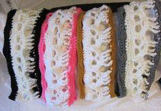 Crochet Creepy Skull Cowl in by Kitkateden on Etsy, $22.00