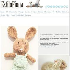 Las Marinas Crochet: Las Marinas en Estilo Fiona