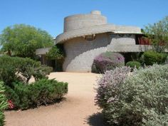 David Wright Residence By Frank Lloyd Wright