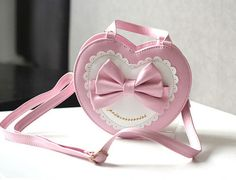 Japanese sweet lolita bowknot bag