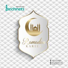 # Happy # Ramadan from # itechnets to you! We wish you all are blessed with countless moments of # happiness & hope that this . Seo Training, Training Courses, Workspace One, Artificial Intelligence News, Net Framework, Speech Recognition, Interactive Learning, Learning Process