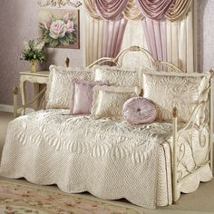 venetia 5 pc gray daybed bedding set by laura ashley daybed bedding daybed and laura ashley