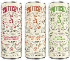 Switchle is a new certified organic, fermented adult soft drink designed to provide premium-crafted, refreshment with natural sustained energy.  The drink blends sparkling spring water, apple cider vinegar with mother, organic honey, fruit juices and botanical extracts, and is available in three flavours: Rooibos, Raspberry & Pomegranate; Turmeric, Ginger & Peach; and Matcha, Lime & Mint.