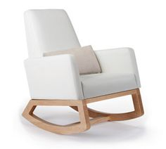 joya rocker chair - modern nursery furniture by Monte Design