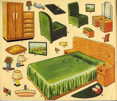 Paper Dolls~My Model House - Bonnie Jones - Picasa Web Albums