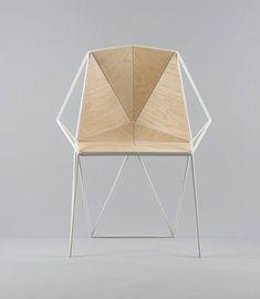 """thedesignwalker: """"P-11 Chair by Maxim Scherbakov """""""