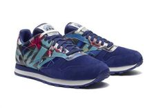 WANE × REEBOK CLASSIC LEATHER CITY CLASSICS COLLECTION #sneaker