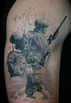 Reason for Getting Army Tattoo Designs