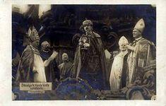 Budapest 1916 Krönung Kaiser Karl I. zum König von Ungarn, Coronation of Emperor Karl to King of Hungary by Miss Mertens, via Flickr