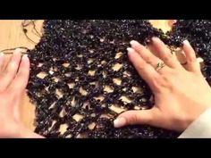 Crochet Videos, Fingerless Gloves, Arm Warmers, Crochet Projects, Lashes, Youtube, Crochet Tops, Veronica, Internet