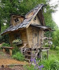 """Résultat de recherche d'images pour """"fairy tree house"""""""