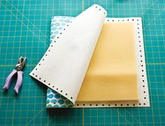 DIY: How To Make A Sit-Upon #craft #girlscout #camping #tutorial