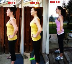 60 day jump-start to better health! This blog is so helpful and the girl who writes it is hilarious... Not just gonna pin it, gonna do it! #totalbodytransformation