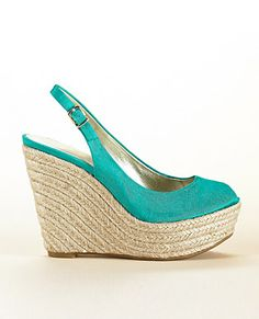 great wedges for summer!  #shoes