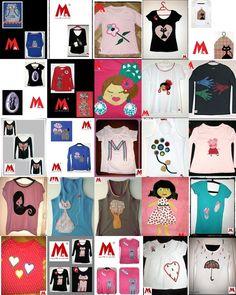 Nuestras camisetas están hechas artesanalmente para que cada una sea diferente.  ¿Quieres una camiseta personalizada? ¿Quieres sorprender a algui...