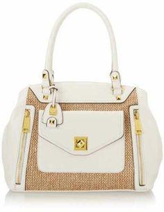 Jessica Simpson Hadley Satchel Top Handle Bag
