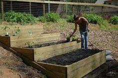 Raised Garden Bed Plans Railroad Ties among Front Garden Landscaping Ideas Austr. Raised Garden Be