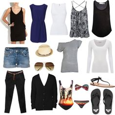 Packing List for Central America - The Stylish Travel Too