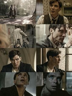 Cillian in 'Anthropoid' (2016)