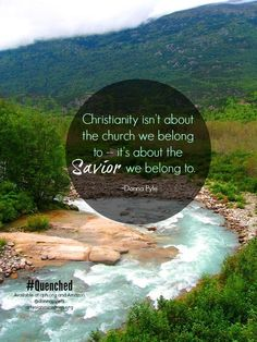 """Excerpt from my new book: """"Quenched: Christ's Living Water for a Thirsty Soul"""" -- now available! #Quenched #River #faith #Alaska #Klondikes"""