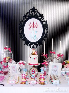 Southern Blue Celebrations: Alice In Wonderland Party Ideas