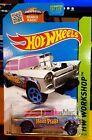 Hot Wheels Workshop 55 Chevy Bel Air Gasser Heat Fleet Zamac Rare