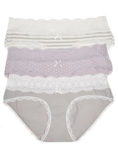 Mammae Hipster Brief White Wish RRP £38 Knickers To Match Nursing Bra