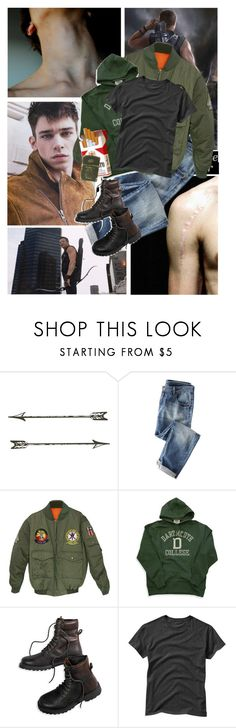 """""""//Here we are, don't turn away now, we are the warriors that built this town. Here we are, don't turn away now, we are the warriors that built this town from dust.//"""" by foreverfrost ❤ liked on Polyvore featuring American Eagle Outfitters, Zippo and Gap"""