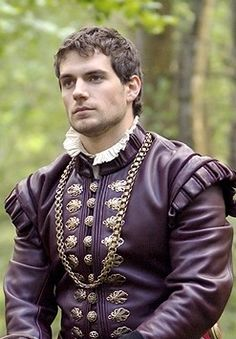 Henry Cavill, The Tudors. Oh how I miss this face on my TV screen!!