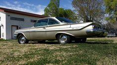 Henry's 61 Chevy Impala