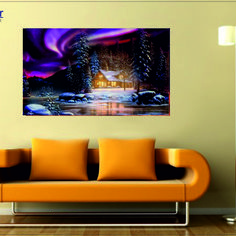 tablou canvas 005 Flat Screen, Blood Plasma, Flatscreen, Plate Display