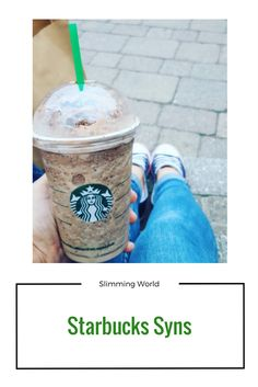 A Starbucks syns guide for those on Slimming World. Click in to find the syn values to your faves, from a Slimming World Diamond member :) Slimming World Cookies, Slimming World Syn Values, Skinny Recipes, Starbucks Coffee, Baking Ingredients, Food Hacks, Cookie Dough, Good To Know, Diets