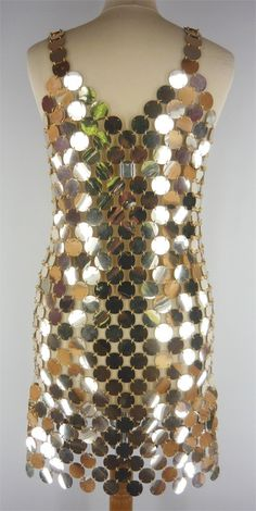 4105e5cf68799 22 Best Paco Rabanne 1960's images | Fashion history, Vintage ...