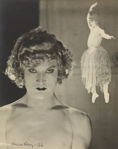 Barbette, 1926 by Man Ray The J Paul Getty Museum/Man Ray Trust