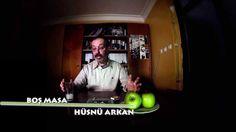 Boş Masa /  Hüsnü Arkan (orijinal klip)