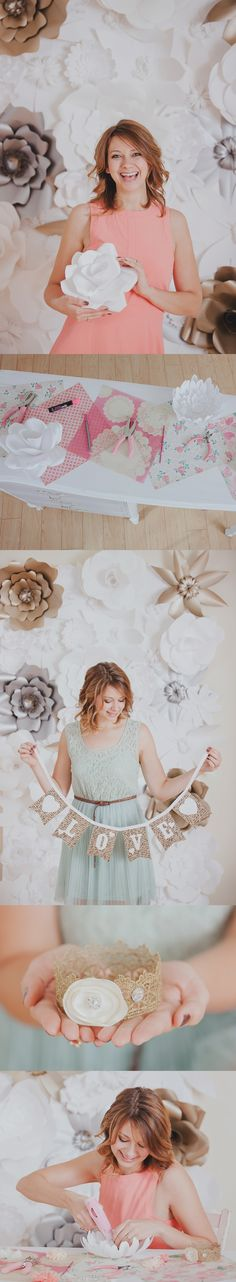 Come and meet the owner of Julie's Elegant Crafts where she sells beautiful paper flower walls, pom pom arrangements and her crowns are just flying off the shelves! #JuliesElegantCrafts Shop now at www.julieselegantcrafts.ca or message her on facebook at www.facebook.com/julieselegantcrafts