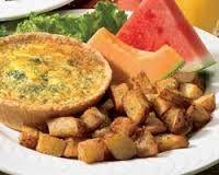QUICHE LORRAINE  Mimi's Cafe Copycat Recipe   Serves 6   Pastry  1 cup all purpose flour  1/4 teaspoon salt  1/3 cup + 1 tablespoon shor...