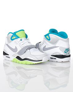 Nike Air Trainer SC 2 :: $69.97 via JimmyJazz 2-26-2012  ...  Havent seen these in this colorway before, I like the shoes...HATE the strap...Of course theyre not available in my size though