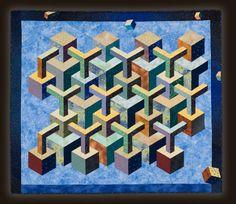 3D quilts   Char Devine Edwards-3D Quilts-House Decor Accessories to Compliment ...