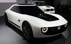 2017 Tokyo Motor Show: Honda gets sporty with EV concept Electric Car Concept, Electric Sports Car, Tokyo Motor Show, Combustion Engine, Power Cars, Honda, Motorcycles, Wheels, Sporty