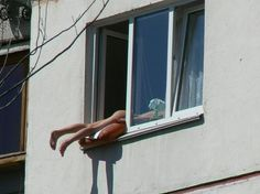 Funny images of the day pics) Sun Tanning Like A Boss