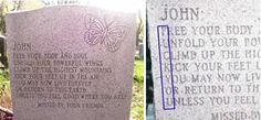 Hilarious Epitaphs! - Tales of the Isolated Goth Girl