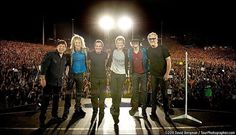 March 14th 1983 Bon Jovi was originally formed. The rest as they say is history.