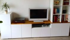 METOD TV cabinet