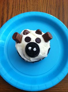 cow cupcakes...the cutest food EVER!!