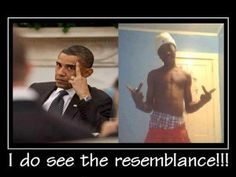 Couldnt resist reposting. . . I DO SEE THE RESEMBLANCE!!!